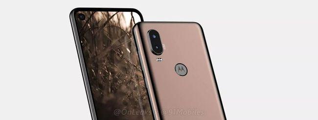 Motorola One Vision, hole punch e chip Exynos?
