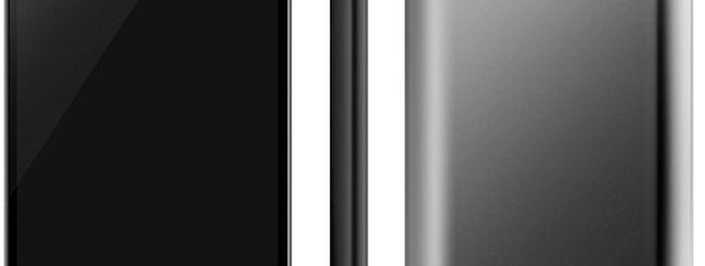 Panasonic Eluga, smartphone Android di fascia alta