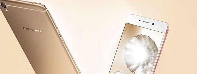 Oppo F1 Plus, selfie expert a 389 euro