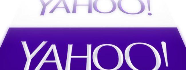 Yahoo presenta il nuovo logo