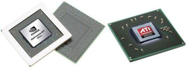 AMD e NVIDIA annunciano Radeon HD 7000M e GeForce 600M
