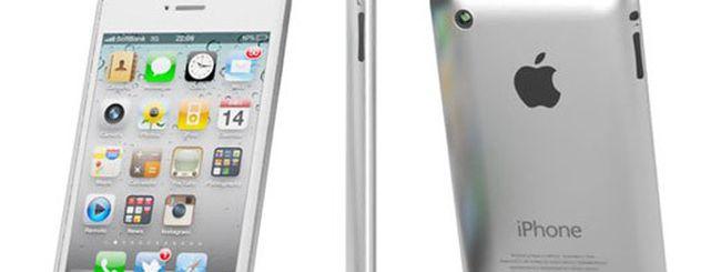 iPhone 5, il lato posteriore sarà in alluminio