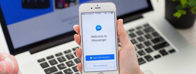 Facebook Messenger: 900 milioni di persone