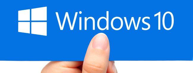 Microsoft, update di manutenzione per Windows 10