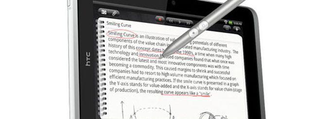 Android 4 ICS: supporto nativo a pennino e mouse