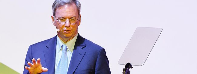 Eric Schmidt, da Google al Pentagono