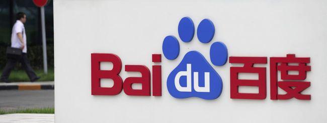 Test in Cina per la self-driving car di Baidu