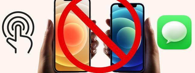 iPhone 12: notifiche non arrivano e problemi al Touch
