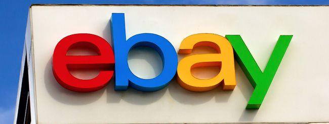 eBay, il centro commerciale è online