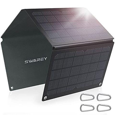 Swarey Pannello Solare Monocristallino 30W