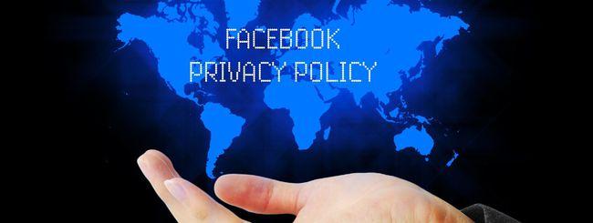 Facebook migliora le informazioni sulla privacy