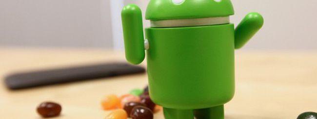 Android 4.1 Jelly Bean vs. Android 4.0 ICS: velocità