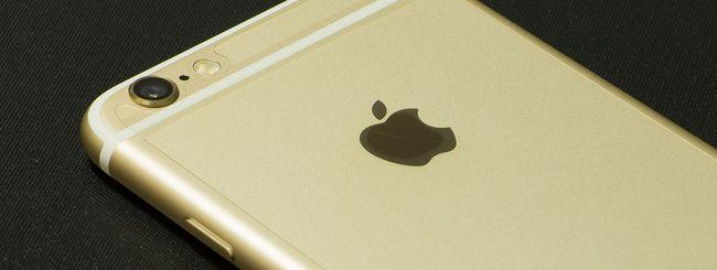 iPhone 6S: fotocamera per la scarsa illuminazione