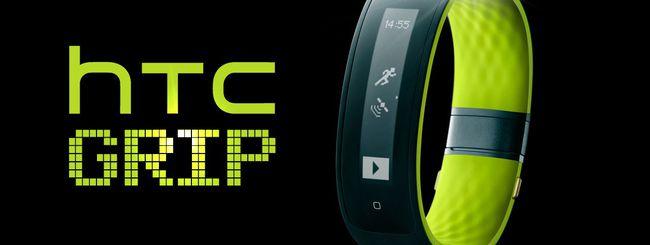 HTC Grip, fitness tracker posticipato al 2016