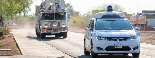 Waymo, taxi a guida autonoma entro fine anno