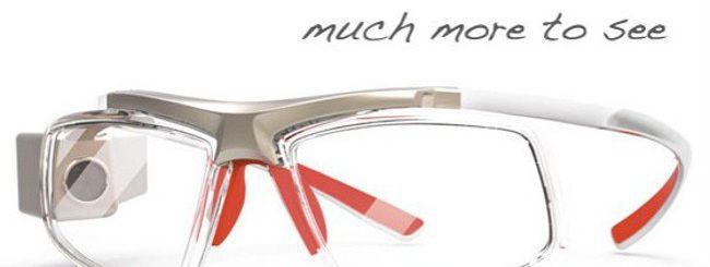 Glassup, gli occhiali italiani anti-Google Glass