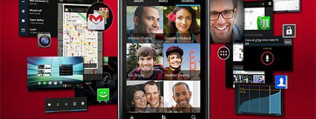 Motorola Droid RAZR, aggiornamento Android 4.0 ICS