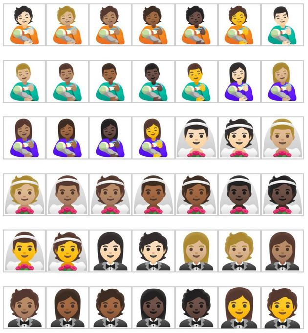 android 11 emoji 13.0