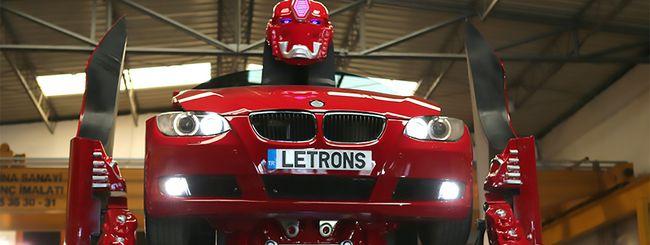 Antimon, il Transformer da 600.000 dollari