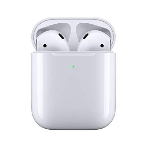 Apple AirPods con custodia di ricarica wireless (seconda generazione)