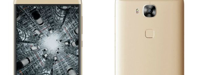 Huawei G8, phablet con lettore di impronte
