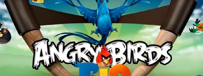 Angry Birds Rio torna con un nuovo trailer, Rovio punta a nuovi record