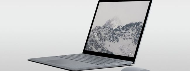 Surface, connettore magnetico con USB Type-C