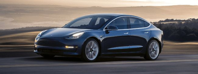 Tesla, solo 260 Model 3 prodotte