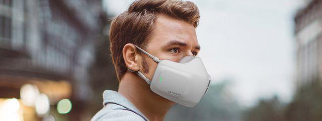 IFA 2020, LG annuncia PuriCare Wearable Air Purifier