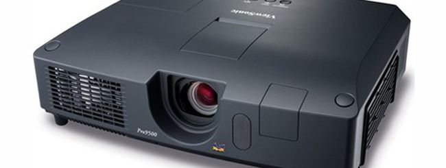 Nuovi videoproiettori ViewSonic: Pro9500, PJL6243 e PJL6233