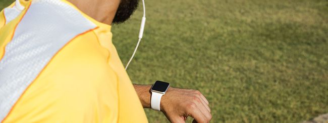Apple Watch, workout