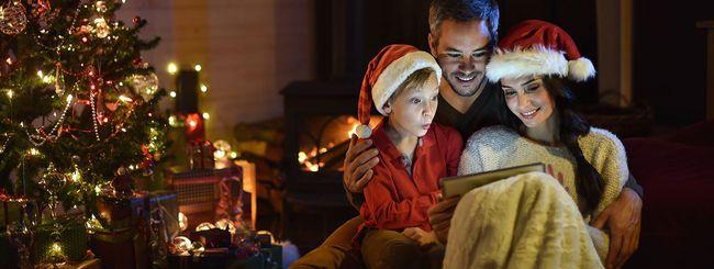 Apple domina il Natale: al 49% le attivazioni