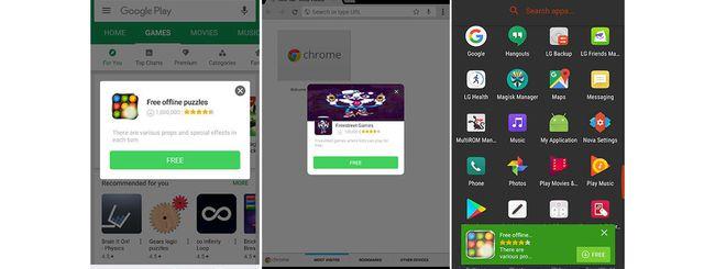 Malware Android installato su numerosi smartphone