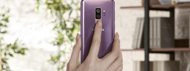 Il Samsung Galaxy S9+ è lo smartphone più venduto