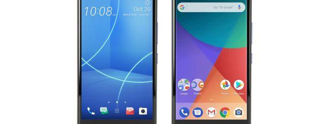 HTC U11 Life, annuncio previsto il 2 novembre
