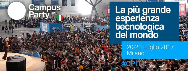 Campus Party: la call for projects di IGPDecaux