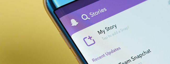 Novità per Snapchat e Spectacles su Amazon