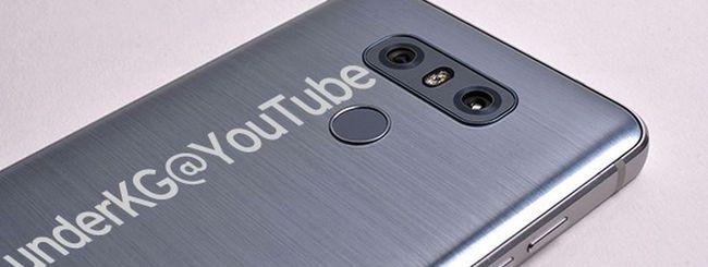 LG G6, nuove immagini dello smartphone