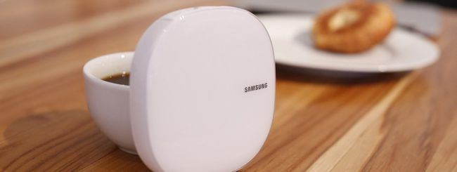 Samsung Connect Home, router WiFi con SmartThings