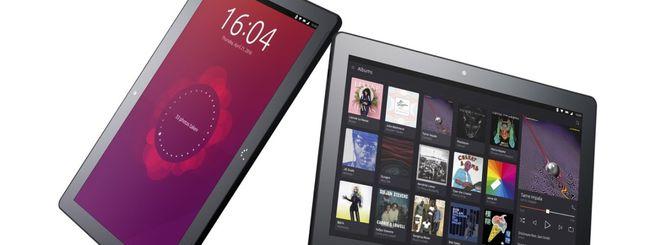 Canonical annuncia un tablet con Ubuntu