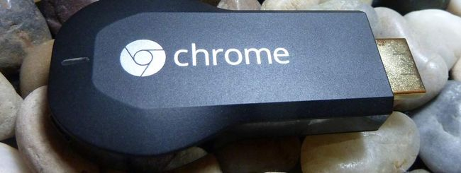 Successo in Europa per Google Chromecast