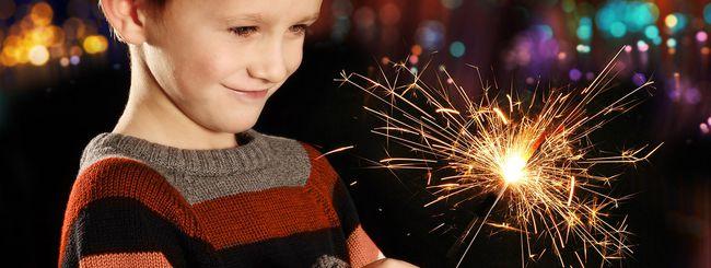 Capodanno 2017, i bimbi lo festeggiano con Netflix