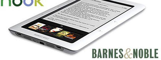 Barnes & Noble, dal Nook al tablet