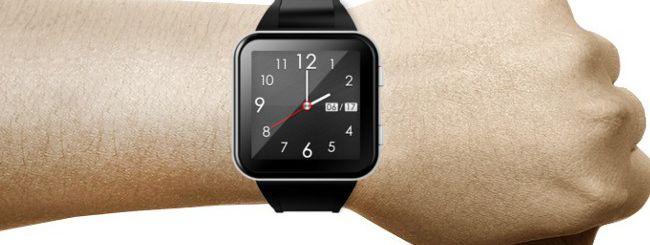 Ekoore Go Watch, un nuovo orologio con Android 4.3