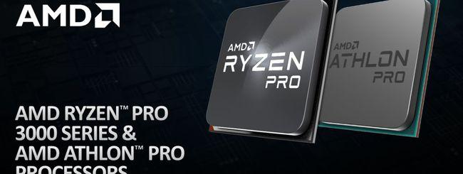 AMD Ryzen Pro 3000