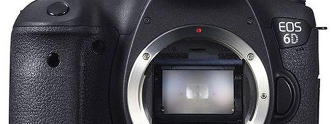 Canon EOS 6D annunciata: specifiche e uscita