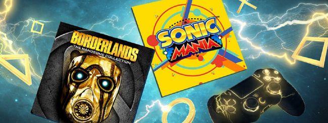 PS Plus, svelati i giochi gratuiti di giugno 2019
