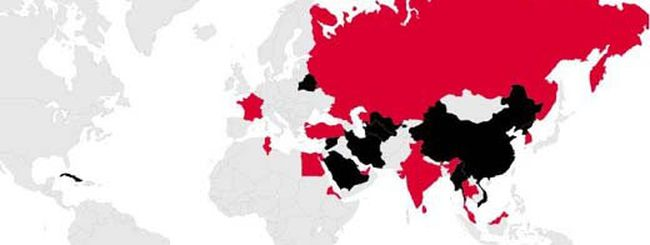 Reporter Senza Frontiere: i nemici di Internet
