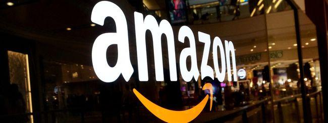 Amazon inaugura il villaggio di Natale a Milano