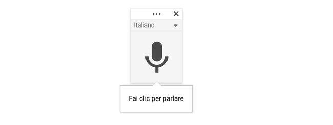 Come usare la digitazione vocale gratuita di Google